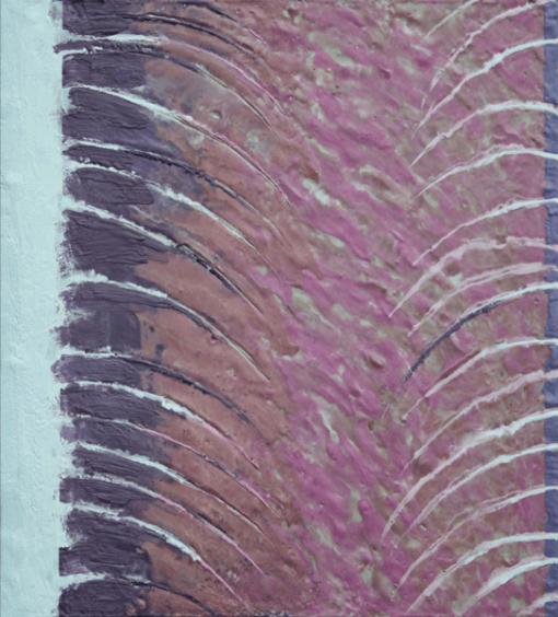 Картина Колючки Восковая живопись Энкаустика Абстракция Современное искусство Фактурная живопись