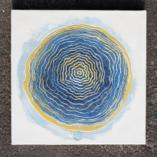 Восковая живопись Абстракция Минимализм Фактурная живопись Энкаустика